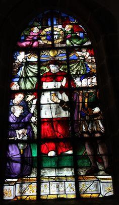 Eglise de Saint-Ouen des Iffs (35)