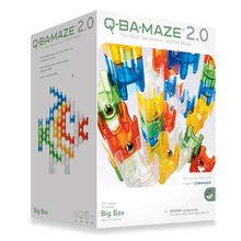 New Age Mama: MindWare Q.BA.Maze 2.0 Toy Review & Giveaway