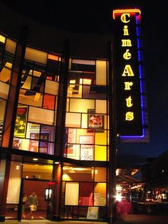 CineArts at Santana Row.  Love watching movies here  | Things To Do in Silicon Valley in 2013 | Santana Row @ San Jose California http://www.santanarow.com/shopping/