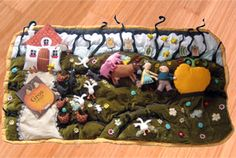 """Le gros navet"" Bedroom Vintage, Rug Hooking, Quilts, Images, Toys, Farmhouse Rugs, Story Books, Scrappy Quilts, Ideas"