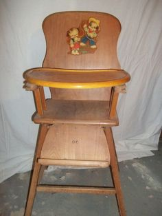 The Big High Chair (maybe With A Different Decal.