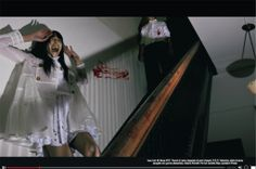Horror Movie by Steven Meisel for Vogue Italia April 2014