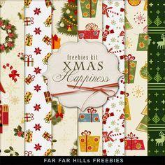Scrapbooking TammyTags -- TT - Designer - Far Far Hill, TT - Item - Paper, TT…