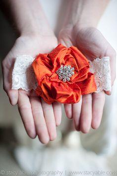 gorgeous garter