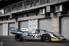Porsche 917 Martini Racing these cars are so great