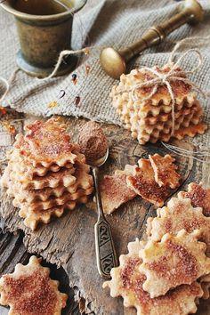 Photo Food, Christmas Cookies, Vitamins, Recipies, Yummy Food, Sweets, Bread, Cheese, Baking