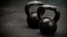 On the second day of Fitmas… Kettlebells