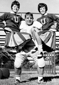 Cheerleaders of the 1960s