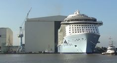 Most Awaited Cruise Ship Quantum Of The Seas Delivered To Royal Caribbean