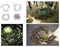 Le land art, une activité en pleine nature que les enfants vont adorer (et les parents aussi)