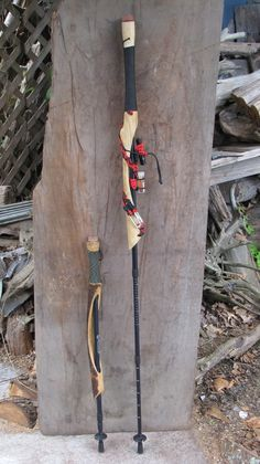 Custom Made Survival Hiking Stick 2.0