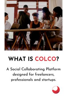 Colco is the new way to connect with amazing professionals to collaborate and socialize with.   Visit colco.app and sign up for an exclusive beta access World 1, App Design, Collaboration, Connection, The Creator, Amazing, Application Design