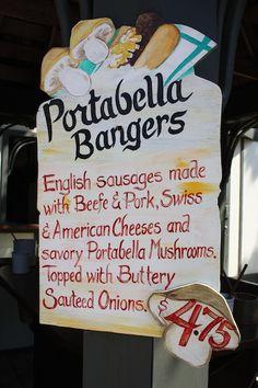 Portabella Bangers