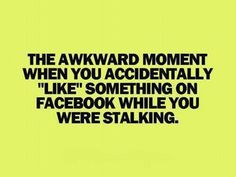 And now I know who is stalking me...or when people accidentally follow my daughter on Twitter to find stuff out!!! lol