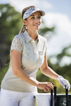 Daily Sports - Lookbook Ladies Golf, Women Golf, Golf Fashion, Golf Outfit, Ss16, Lady, Sports, Clothes For Women, Golf Style