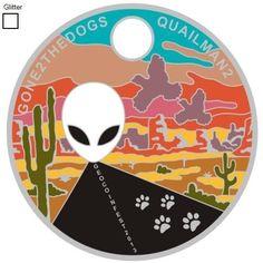 Alien-Quail-Desert-ET-Highway-Tag-26865-Geocaching-Pathtag-Geocoin-Alternative