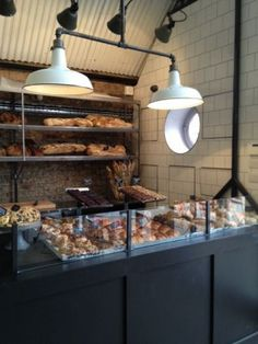 Fabrique - one of my favourite Scandinavian bakeries in London, great for a coffee and a cinnamon bun