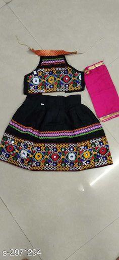 Checkout this latest Lehanga Cholis Product Name: *Adorable Girls Lehanga Choli Set* Sizes:  12-18 Months, 18-24 Months, 1-2 Years, 2-3 Years, 3-4 Years, 4-5 Years Country of Origin: India Easy Returns Available In Case Of Any Issue   Catalog Rating: ★4.2 (4546)  Catalog Name: Princess Adorable Girls Lehanga Choli Sets Vol 1 CatalogID_405160 C61-SC1137 Code: 744-2971294-7611