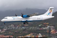 ATR Bahamasair, cn first flight Bahamasair delivered His last flight George Town - Nassau. Atr 72, George Town, Nassau, Tenerife, Spain, Aircraft, Vehicles, Norte, Planes