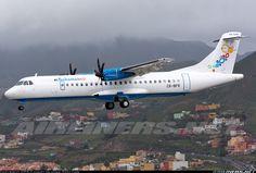 ATR Bahamasair, cn first flight Bahamasair delivered His last flight George Town - Nassau. Atr 72, George Town, Nassau, Tenerife, Aircraft, Spain, Vehicles, Norte, Planes