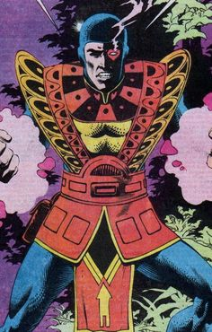 Jack of Hearts (a fairly clear and detailed look at his costume)