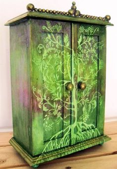 beautiful potions cabinet WANT WANT WANT... Narnia totally SHOULD be inside!