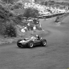 Wolfgang Von Trips - Scuderia Ferrari - Ferrari 246 - GP de Alemania 1958 (Nürburgring)