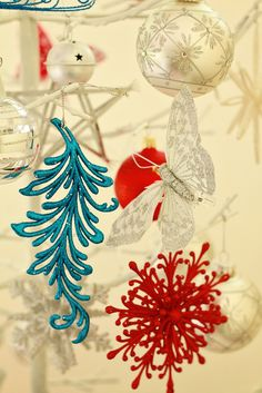 "Photo 15 of 21: Reb, Blue & Silver / Christmas/Holiday ""Christmas 2011 - @ Home"" 