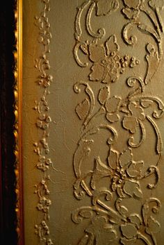 The Colorful Life with Studio of Decorative Arts: Evolution of a Powder Room: Removing Yet Another 70s Era Wallpaper