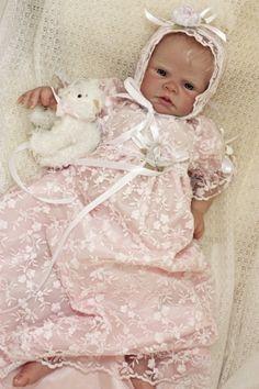 Reborn Baby Bronwyn Sold Out RARE Romie Strydom COA 86 of 400 Stunning   eBay