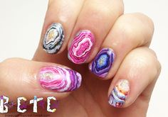 BASE COAT TOP COAT - WHAT A DRUZY!! + inspiration collage! (#4 from get...