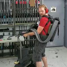 Survival Fishing, Camping Survival, Navy Military, Military Guns, Michael B Jordan Girlfriend, Black Lagoon Anime, Army Gears, Shooting Guns, Tactical Vest