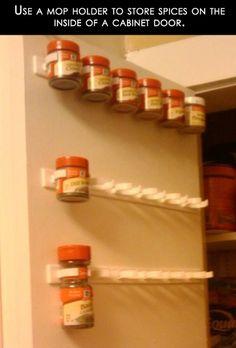 Pretty cool idea for kitchen