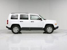 Jeep Patriot Sport, 2016 Jeep, Dog Car, Van, Vans, Vans Outfit