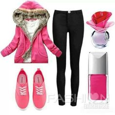Ideas for sneakers pink outfit summer Baddie Outfits Casual, Cute Comfy Outfits, Classy Outfits, Cool Outfits, Classy Clothes, Amazing Outfits, Casual Clothes, Winter Outfits, Summer Outfits