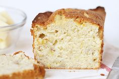 Amazing Buttermilk Banana Bread! This will replace your banana bread recipe forever, it is THAT good!
