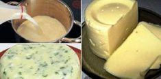 Cașcaval de casă natural, din doar câteva ingrediente – Nu conține nimic dăunător Camembert Cheese, Dairy, Food, Meal, Essen, Hoods, Meals, Eten