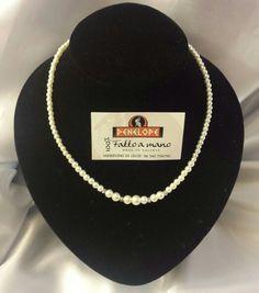 Collana perle