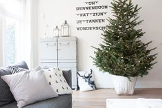 The Best, Most Beautiful Christmas Tree Base Is... — DESIGNED