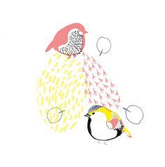 Mélodie Baschet  Collection Monoprix enfant sept-oct 2012