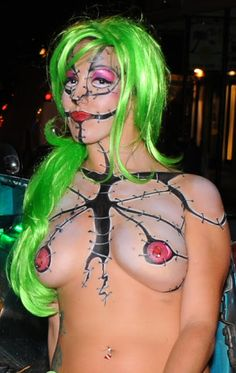 Stuff to do on the little island of Key West. By stuff we often mean booze, food and beaches. Festivals Around The World, Little Island, Low Key, Mardi Gras, Body Art, Halloween Face Makeup, Fantasy, Key Lime, Key West
