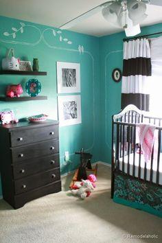 Redecorando Um Ambiente Usando Pintura De Parede