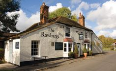 Photo of the Rowbarge, Woolhampton