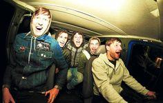 """Idle Class nehmen Fahrt auf: Das münsterische Punkrock-Quintett veröffentlicht seinen ersten Longplayer """"The Drama's Done"""""""