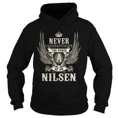 NILSEN NILSENYEAR NILSENBIRTHDAY NILSENHOODIE NILSENNAME NILSENHOODIES  TSHIRT FOR YOU