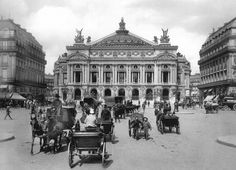 Resultado de imagen de paris 1900 photos