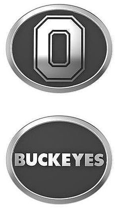 Sterling Silver Ohio State Bead
