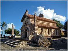 Dominican Papagolfade ;o) - Altos de Chavon, La Romana - Dominican Republic