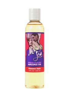 Making love cinnamon apple massage oil (package of 4)