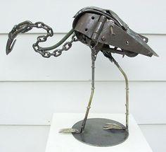 Sayaka Ganz / Metal Sculpture